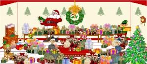 Santa's Basement